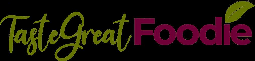 TasteGreatFoodie logo