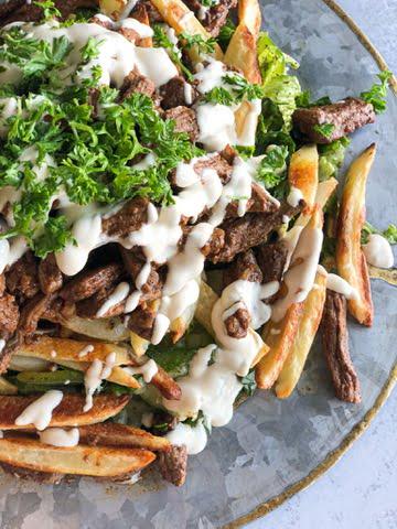 how to make shawarma at home