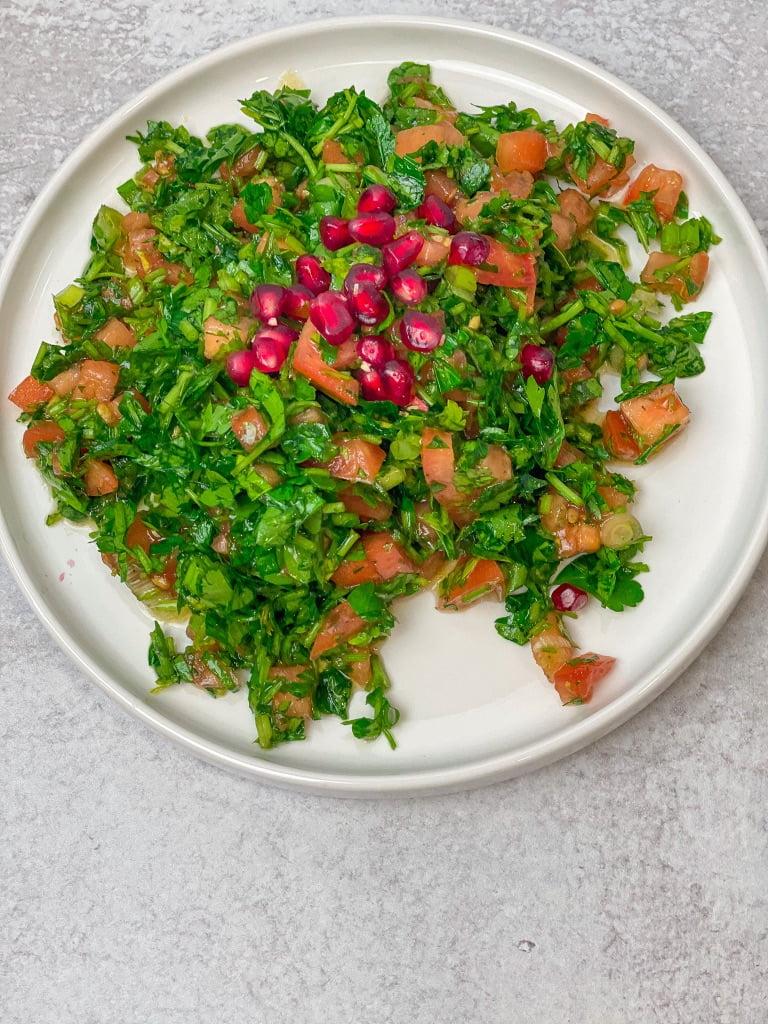 Easy Lebanese Tabouli Salad