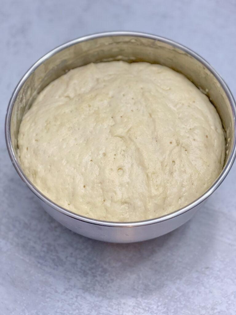 10 minute quick dough