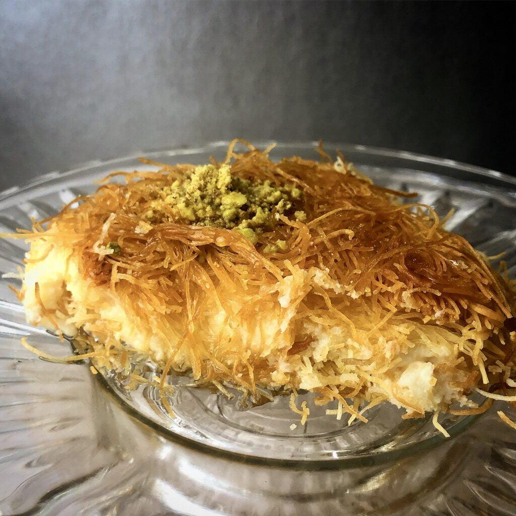 Osmaliyi Dessert