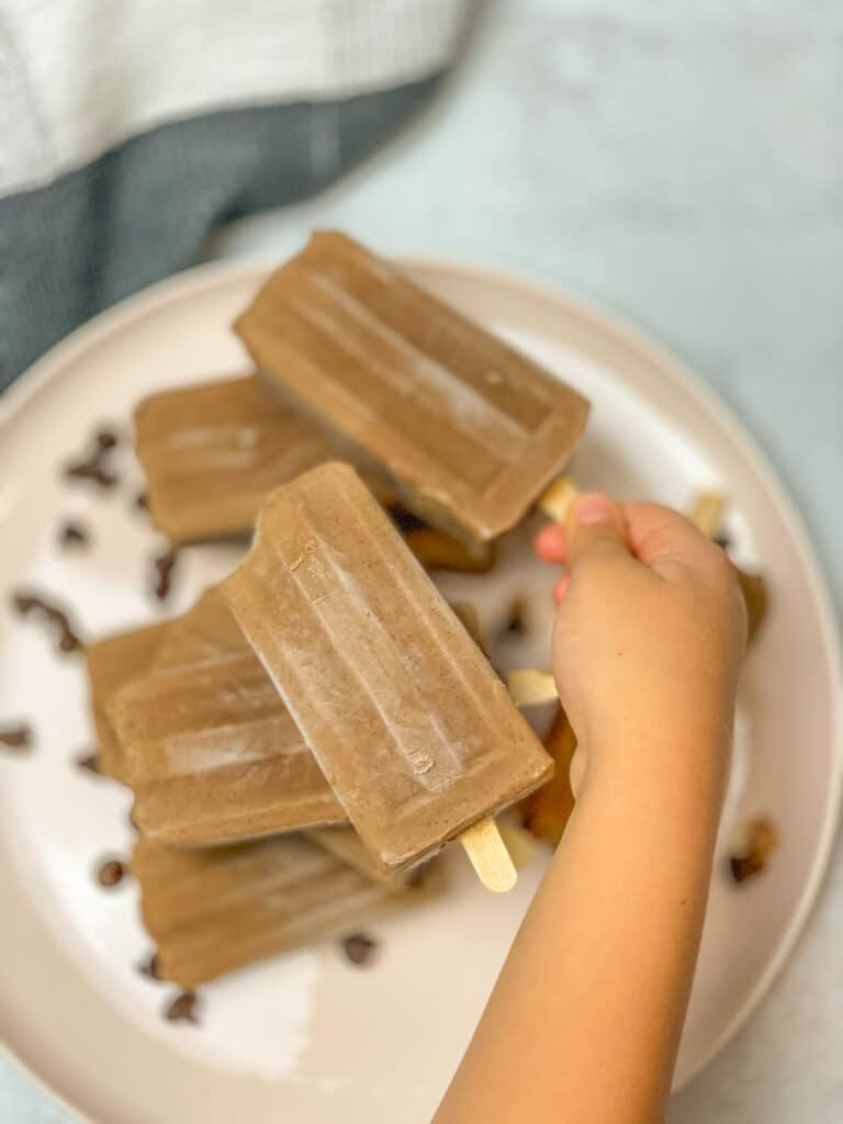 Chocolate Fudgesicles