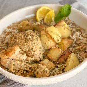 lebanese chicken