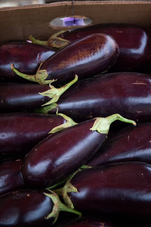 roasted eggplant recipe and how to remove the flesh - eggplant hack - how to roast whole eggplant in oven