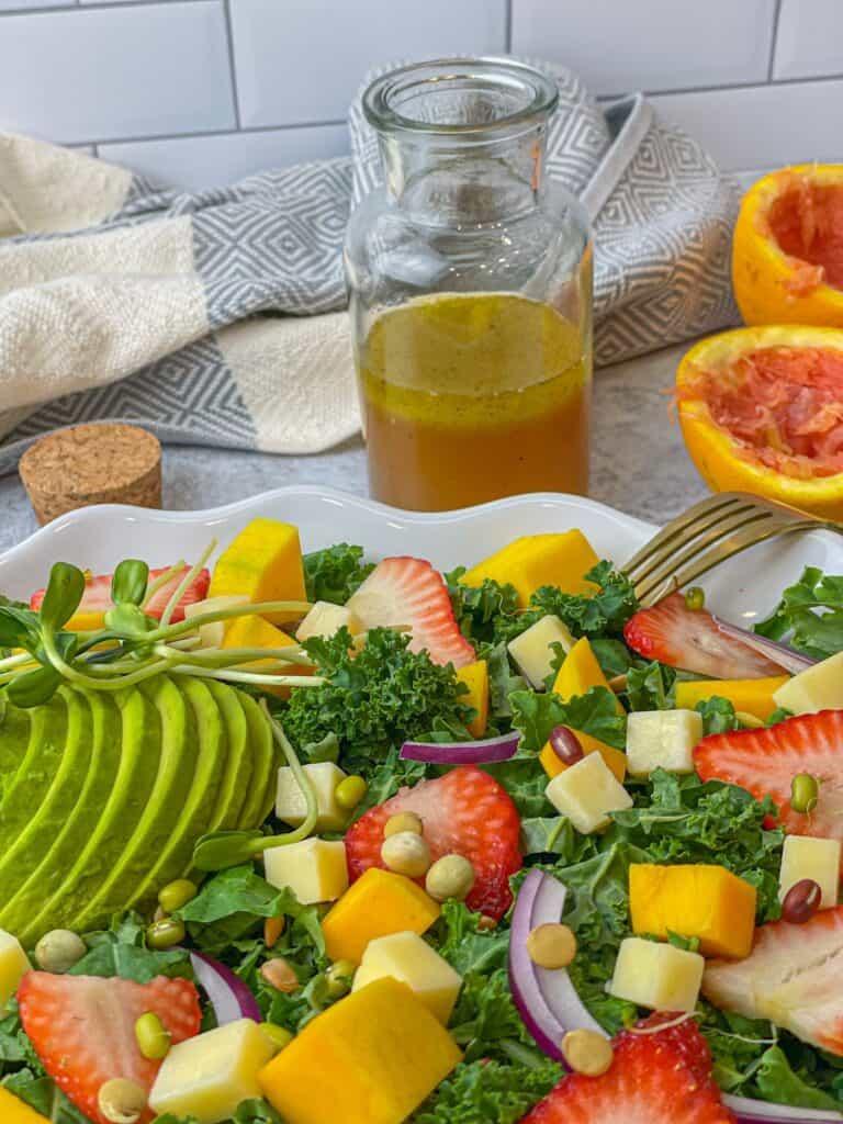 citrus salad dressing