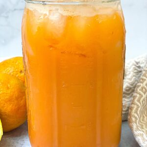 natural skin glow raw juice