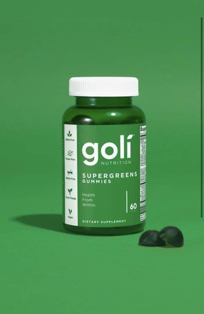 Sugar Free Goli gummies