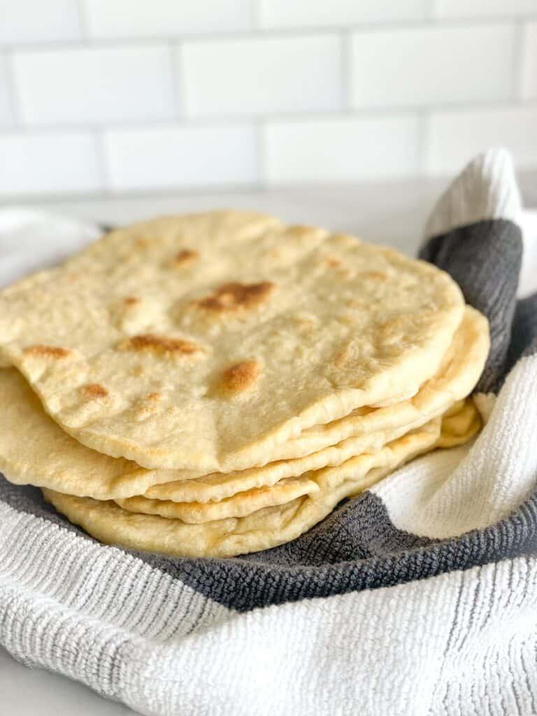 Simple Flat Bread